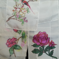 Anne's Treasures - Silk Scarf
