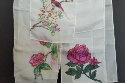 Anne's Treasures - Silk Scarf