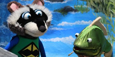 Casa Kids: Swazzle: Ricky Raccoon and the Green Rangers