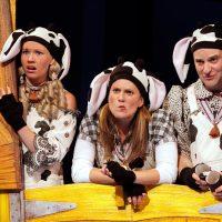 Theatreworks USA in Click, Clack Moo
