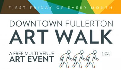 Downtown Fullerton Art Walk