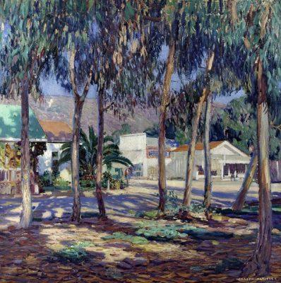 Art Colony: The Laguna Beach Art Association, 1918...