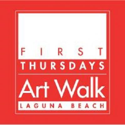 Laguna Beach First Thursdays Art Walk