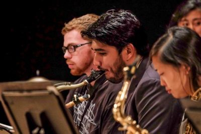 UCI Jazz Small Groups Winter Concert 2018