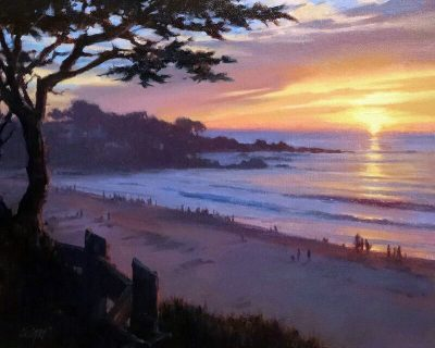 """Painting Light & Atmosphere"" - Artist Workshop with Michael Obermeyer"