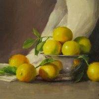 """Fresh Still Life"" - Artist Workshp with Amanda Fish"