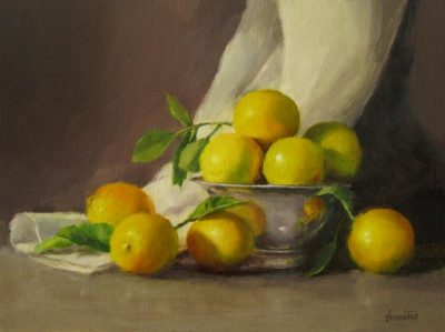 """Fresh Still Life"" - Artist Workshp with Amanda Fi..."