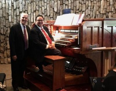 The ORGANISTS of CHRIST CATHEDRAL