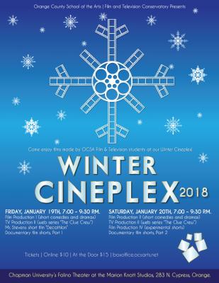 Film & TV Winter Cineplex 2018