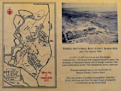 The Aerial Photography History of Newport Center/Fashion Island