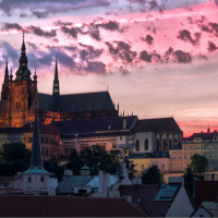 The Romance of Prague and the Glory of Vienna