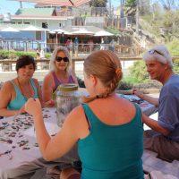 Sea Glass Jewelry Making Activity