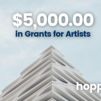 The Hopper Prize - $5,000.00 in Grants for Artists...