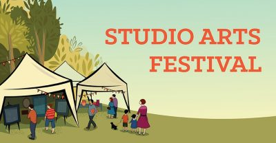 Call for artists for the Studio Arts Festival at the Irvine Fine Arts Center!