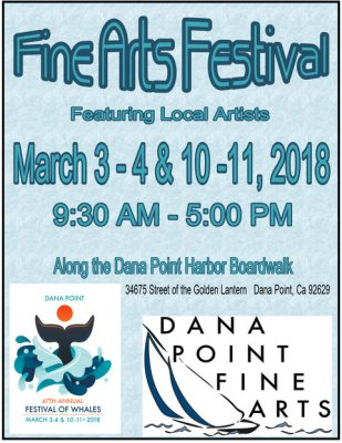 Dana Point Fine Arts Association Festival Show and...