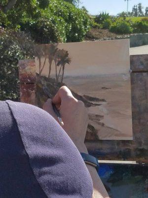LPAPA+LOCA Mentor Paint Out