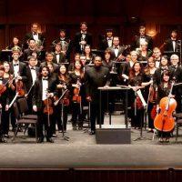 UC Irvine presents UC Irvine Symphony Orchestra