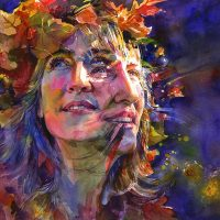 H2OMG! Watercolor Gone Wild Gallery Tour