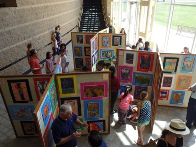 Young Masters Art Show