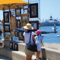 24th Annual Balboa Island Artwalk