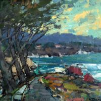 "Karl Dempwolf - ""The Rich and Vibrant Landscape"" - Opening Reception"
