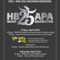 Huntington Beach Academy for the Performing Arts 25th Silver Celebration Weekend