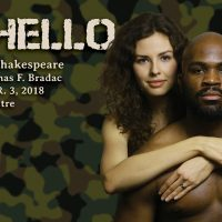 Othello, by William Shakespeare Directed by Thomas F. Bradac