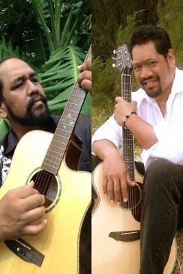 Voices of Hawaii - Nathan Aweau and Kawika Kahiapo...