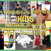 KIDS, in conjunction with ARTS OC, 2018 Imagination Celebration