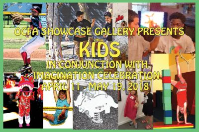 KIDS, in conjunction with ARTS OC, 2018 Imaginatio...