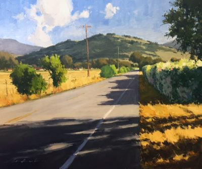 """Studio Landscape Painting"" - Artist Workshop ..."