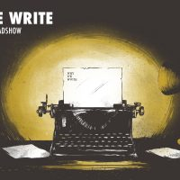 Why We Write: Roadshow - Anaheim