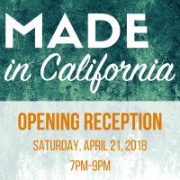 33rd Annual Made In California Exhibition