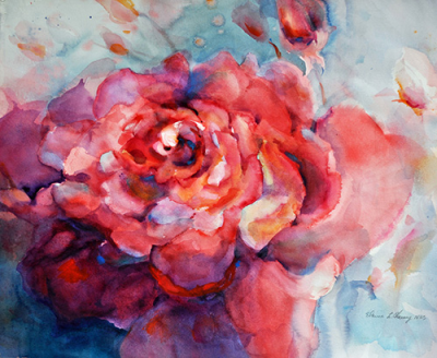 Watercolor Workshop: How to Change Your Mind in Wa...