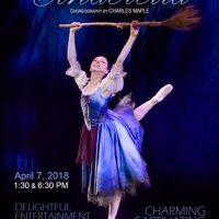 Cinderella at the Irvine Barclay Theatre
