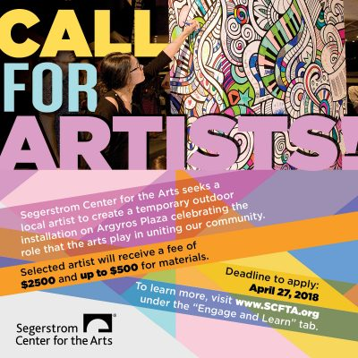 Open Call: Connecting Communities Through the Arts