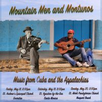 Hutchins Consort presents: Mountain Men and Montunos