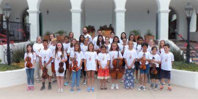 Casa Romantica 4th Annual Music Festival and Acade...