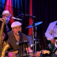 Casa Cool: Backwater Blues Band
