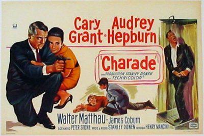 Casa Cinema: Charade