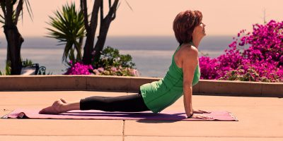 Casa Wellness: Sunset Yoga