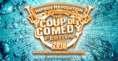 The Coup de Comedy Festival 2018