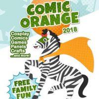 Comic Orange 2018