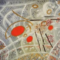 Oskar Fischinger: Paintings from the Permanent Collection