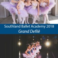 Southland Ballet Academy: Grand Defile
