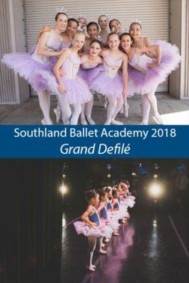 Southland Ballet Academy: Grand Defile
