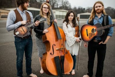 BLUEGRASS & BBQ with THE BAREFOOT MOVEMENT