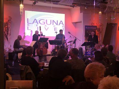 Jazz Wednesdays Summer - Modern Jazz with Laguna B...