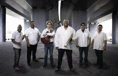 Jazz Wednesdays Summer with The Latin Jazz Syndica...