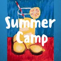 Summer Art Camp (Week 2)
